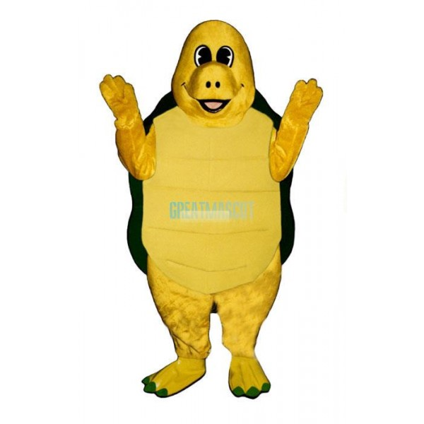 Terry Turtle Lightweight Mascot Costume