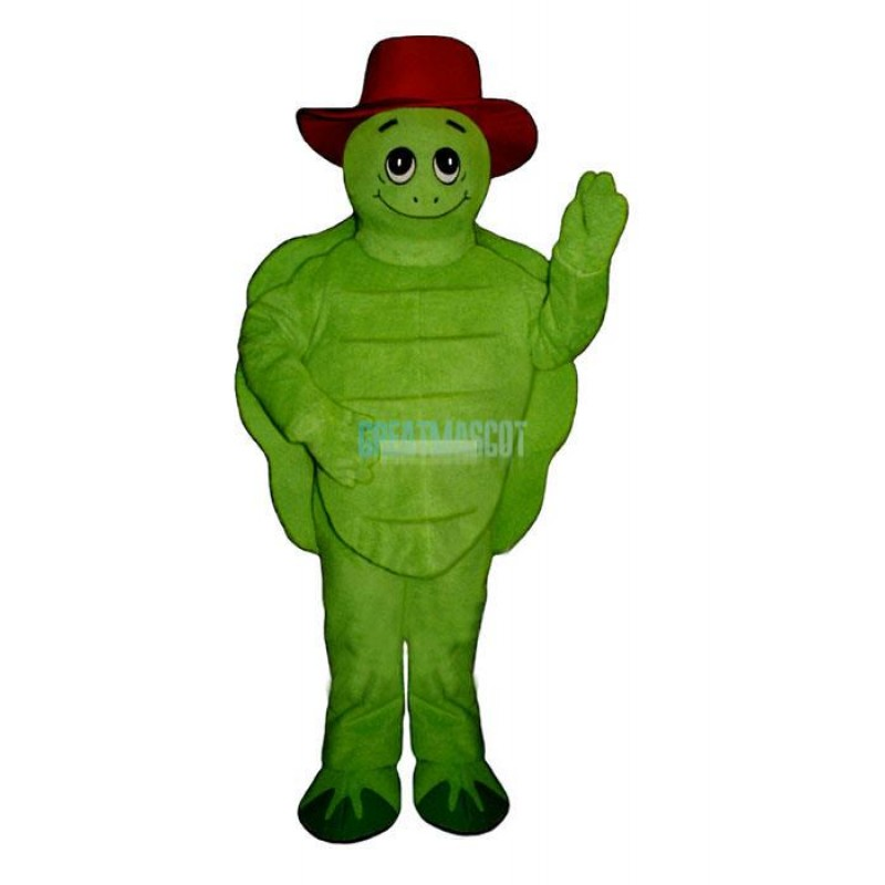 Tommy Turtle Lightweight Mascot Costume
