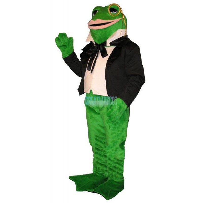 Courting Frog Lightweight Mascot Costume