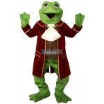 Colonial Frog Lightweight Mascot Costume