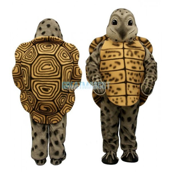 Spotted Terrapin Lightweight Mascot Costume