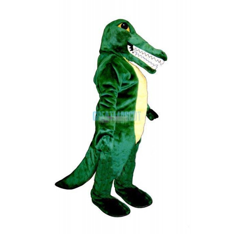 Alligator Sam Lightweight Mascot Costume