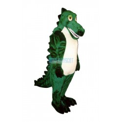 Sleepy Crocodile Lightweight Mascot Costume