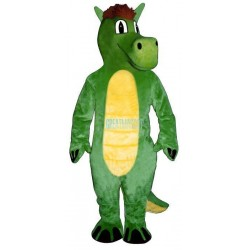 Dopey Dragon Lightweight Mascot Costume