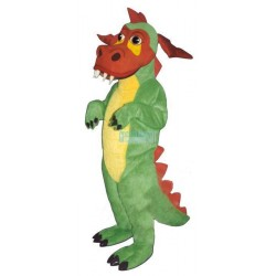 Rufus Dragon Lightweight Mascot Costume