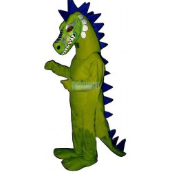 English Dragon Lightweight Mascot Costume