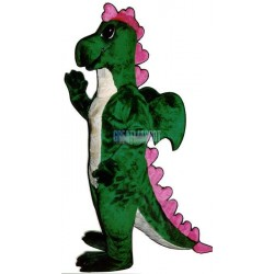 Magical Dragon Lightweight Mascot Costume
