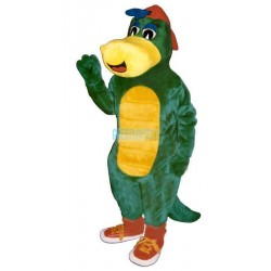 Dinasaur Jr.w-Hat & Shoes Lightweight Mascot Costume