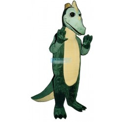Rapid Raptor Lightweight Mascot Costume