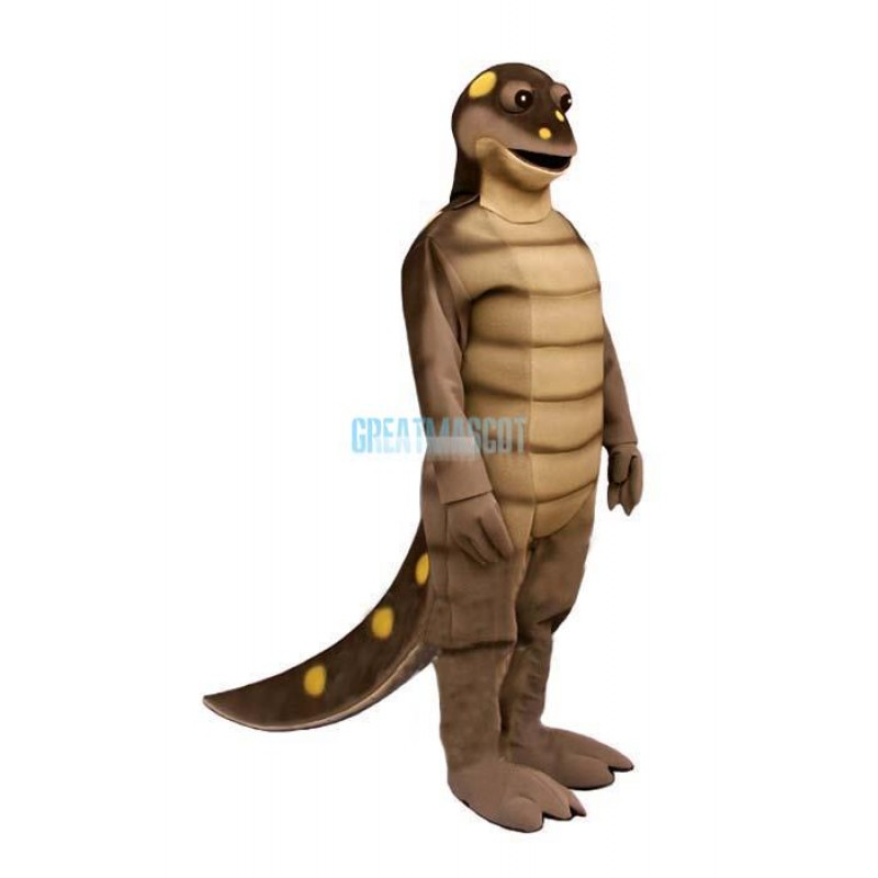 Billy Salamander Lightweight Mascot Costume
