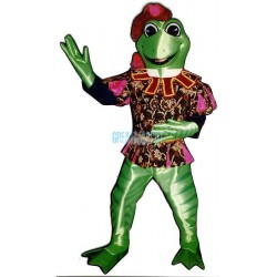 Prince Frederick Frog Lightweight Mascot Costume