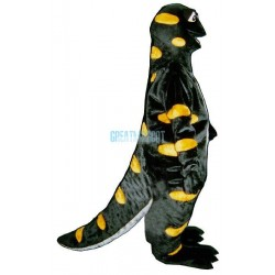 Sally Salamander Lightweight Mascot Costume