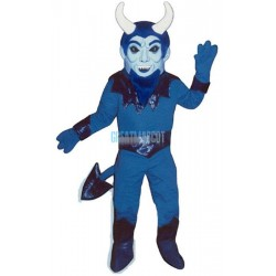 Blue Devil Lightweight Mascot Costume