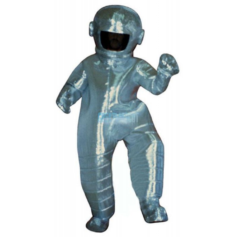 Spaceman Lightweight Mascot Costume