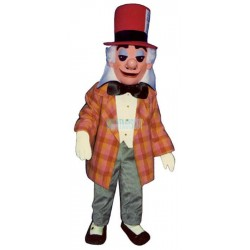 Mad Hatter Lightweight Mascot Costume