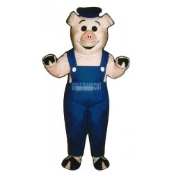 Sailor Piglett Lightweight Mascot Costume