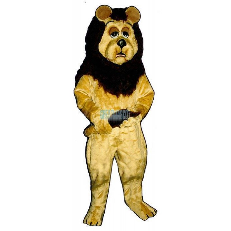 Cowardly Lion Lightweight Mascot Costume