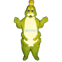 Caterpillar Lightweight Mascot Costume