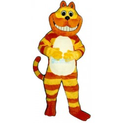 Cheshire Cat Lightweight Mascot Costume