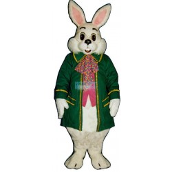 Wendell Rabbit Lightweight Mascot Costume