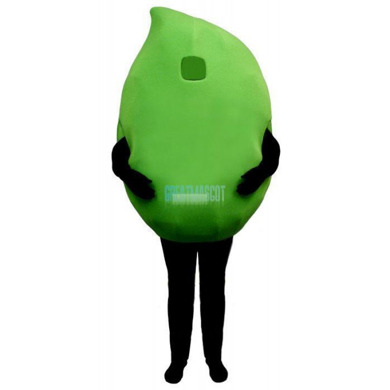 Big Lime Lightweight Mascot Costume