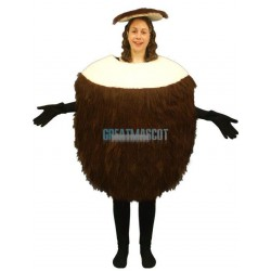 Coconut Lightweight Mascot Costume