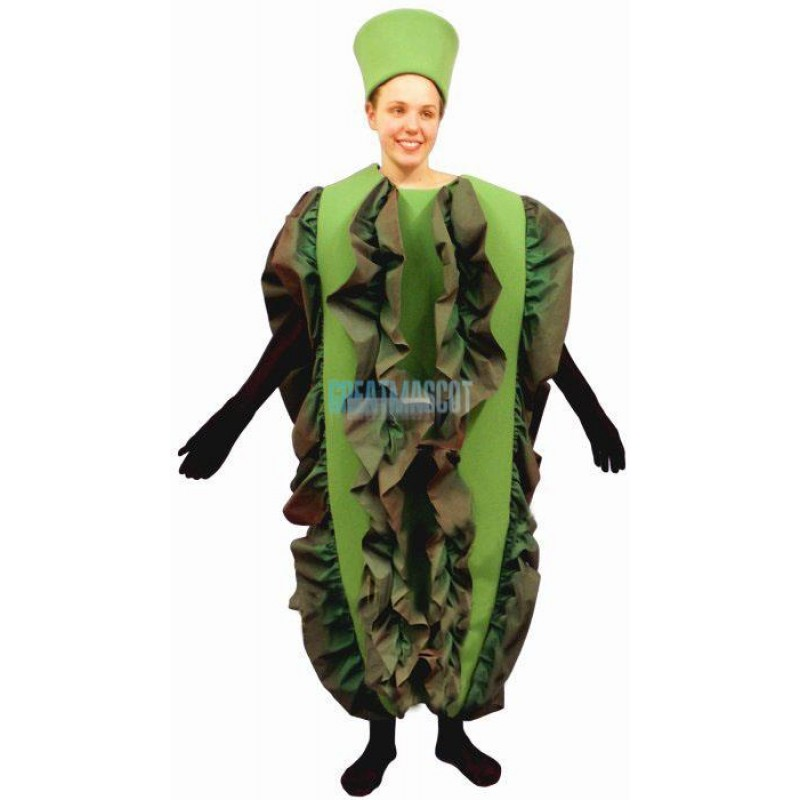 Red Leaf Lettuce Lightweight Mascot Costume
