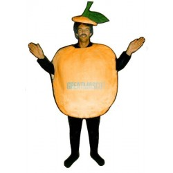 Peach Lightweight Mascot Costume