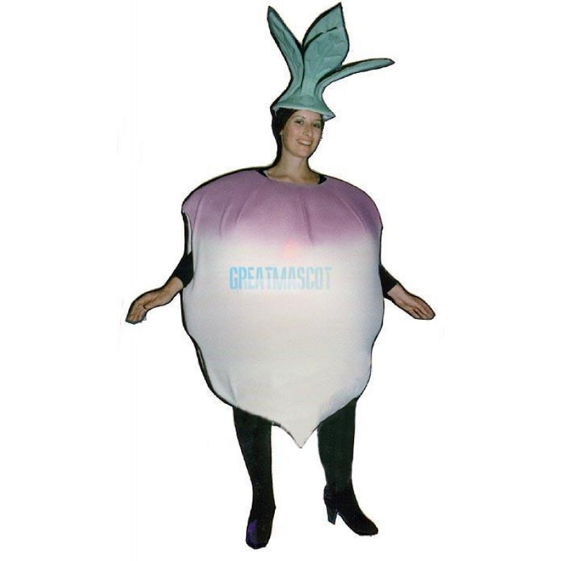 Turnip Lightweight Mascot Costume