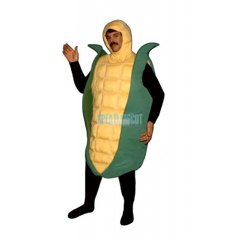 Corn on the Cob Lightweight Mascot Costume