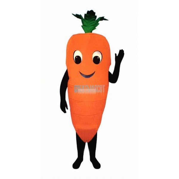 Carrot Lightweight Mascot Costume