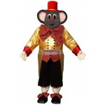 Holiday Mouse Lightweight Mascot Costume