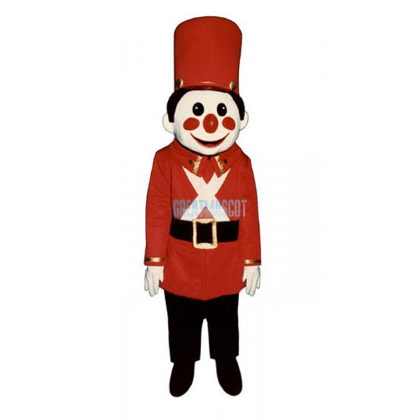 Toy Soldier Lightweight Mascot Costume
