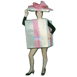 Suprise Package Lightweight Mascot Costume