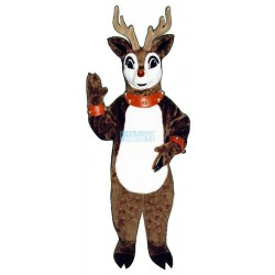 Blinker Deer Lightweight Mascot Costume