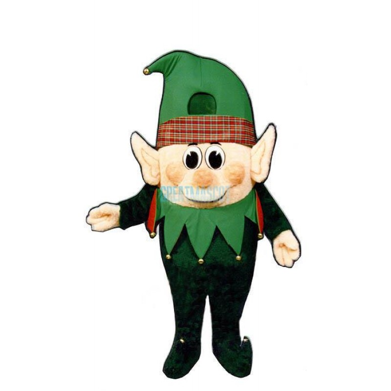 Madcap Boy Elf Lightweight Mascot Costume