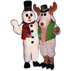 Snowbuddy Lightweight Mascot Costume