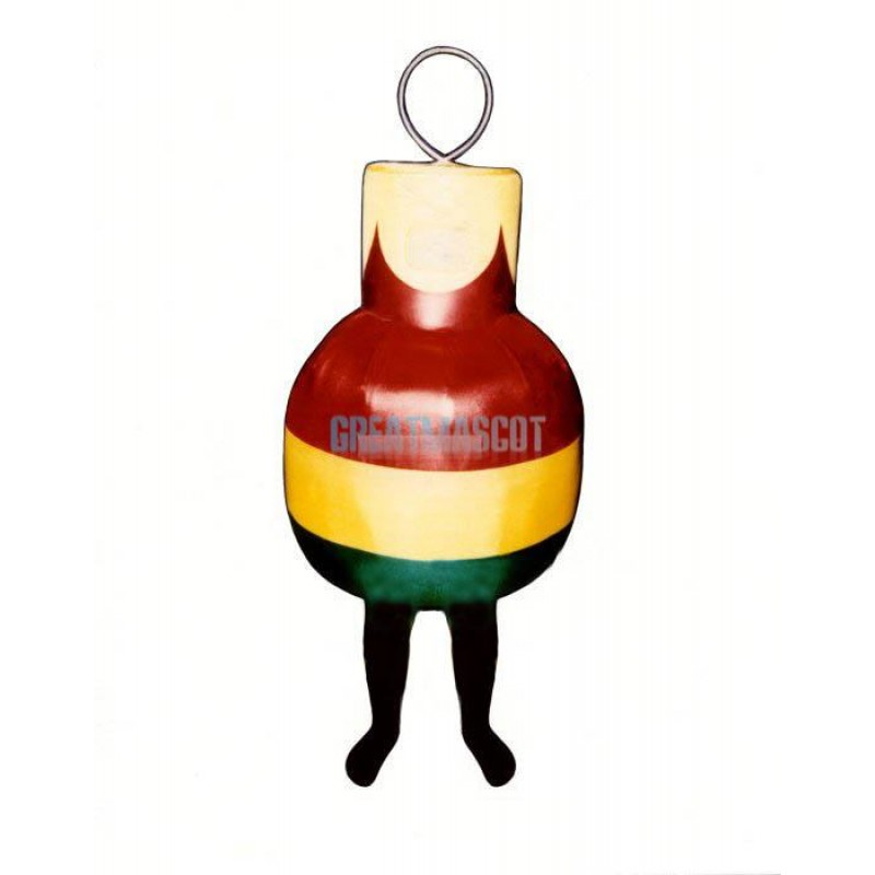 Ornament Lightweight Mascot Costume