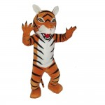 Good Quality Strong Tiger Mascot Costume For Carnival