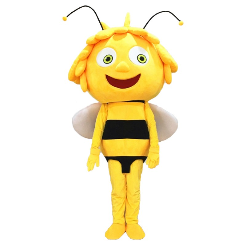 New Style Interesting Yellow Bee Mascot Costume