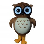 Good Quality Cartoon Owl Mascot Costume For Party