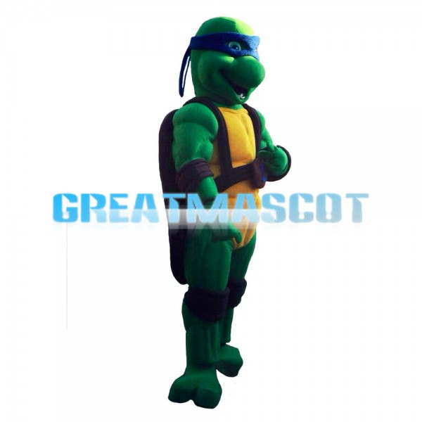 Top Sale Strong Teenage Ninja Turtle Mascot Costume