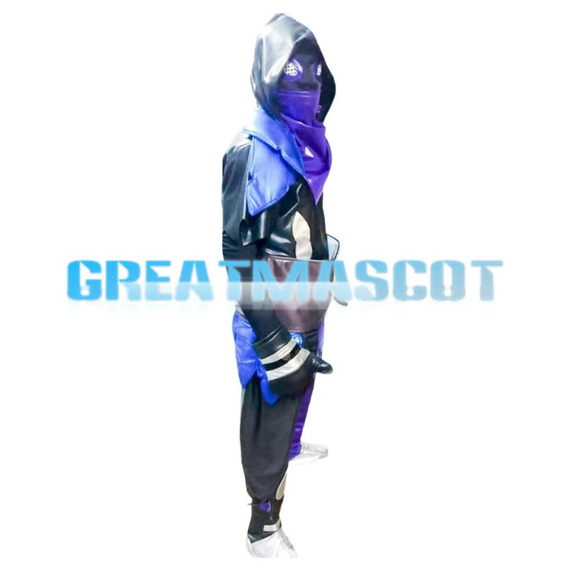 Special Style Robber With Jacket Mascot Costume