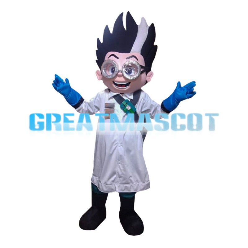 Doing Experiments Frankenstein Mascot Costume