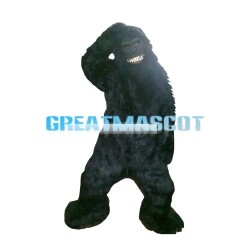 Tooth Grin Gorilla Mascot Costume