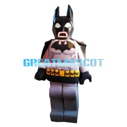 Brave Hero Batman Mascot Costume