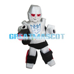 Transformers Robot Mascot Costume