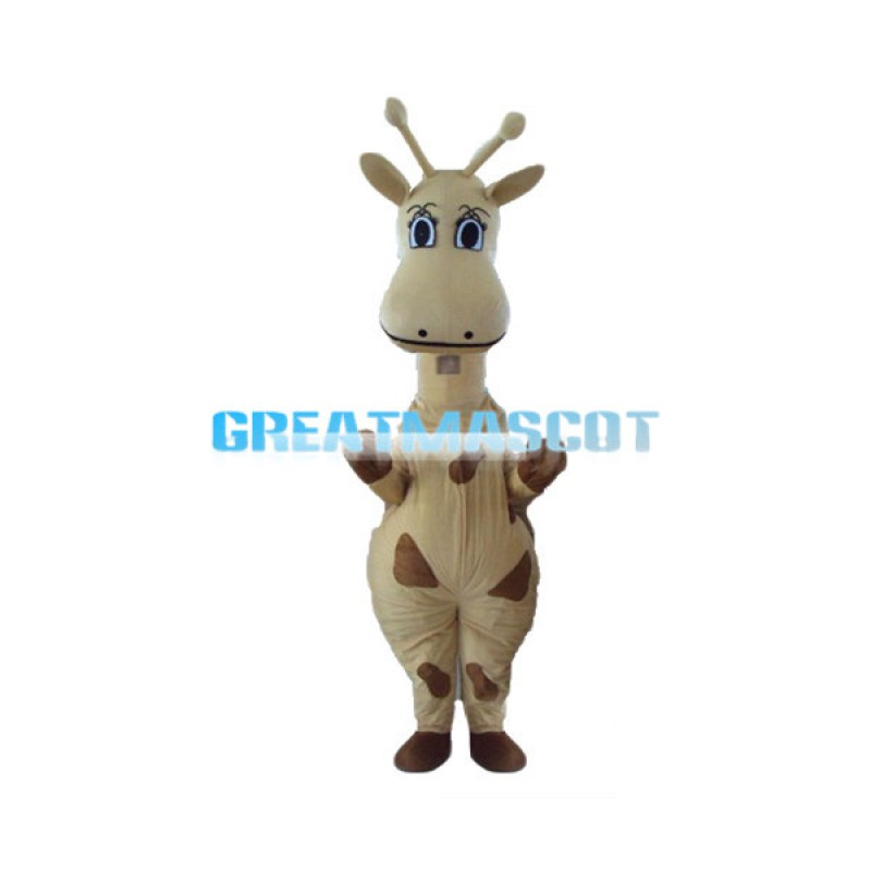 Big Mouth Giraffe Lightweight Mascot Adult Costume