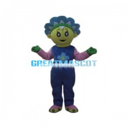 Fifi And The Flowertots Cartoon Character Mascot Costume For Adult