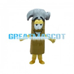 Cute Cartoon Hammer Lightweight Mascot Adult Costume